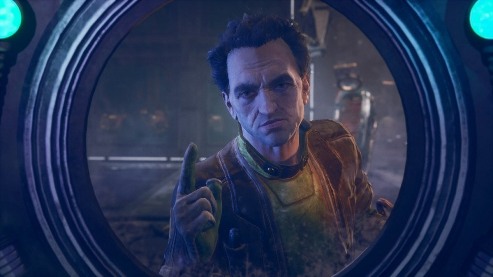 The Outer Worlds на Nintendo Switch
