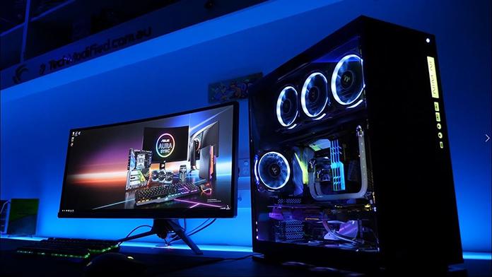 Собираем прохладные ПК ASUS на жаркое лето! RGBитва – AMD vs Intel