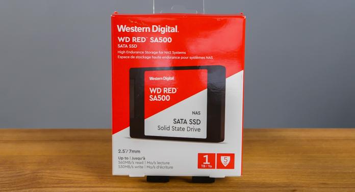 WD Red SA500 1TB