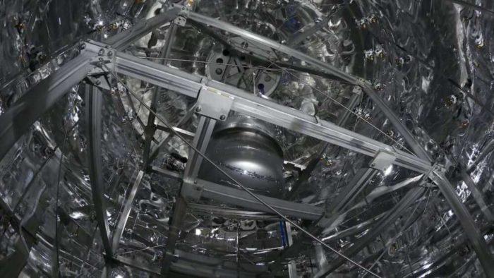 детектор XENON1T