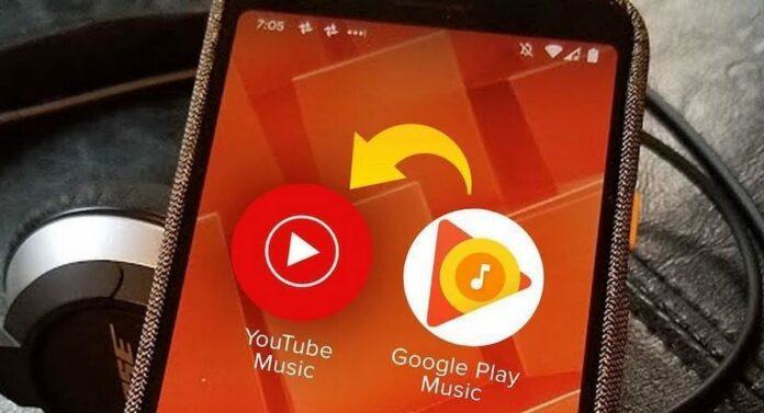 Як перенести свою бібліотеку з Google Play до YouTube Music