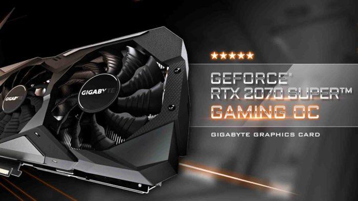 GeForce RTX 2070 SUPER GAMING OC 8G GDDR6