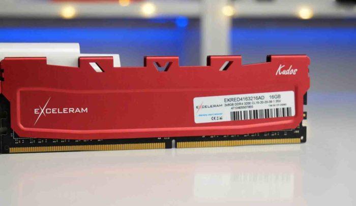 EXCELERAM DDR4 3200