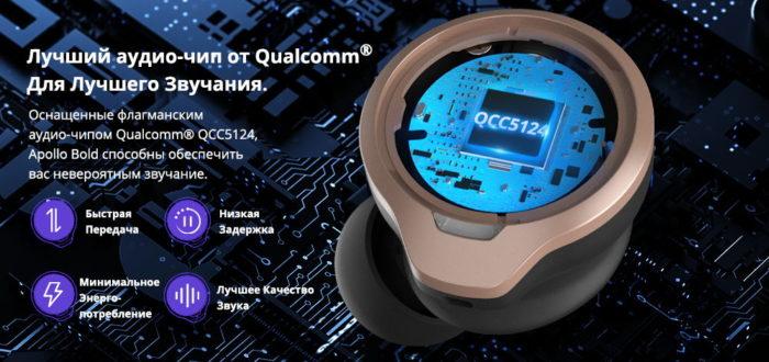 Qualcomm QCC5124
