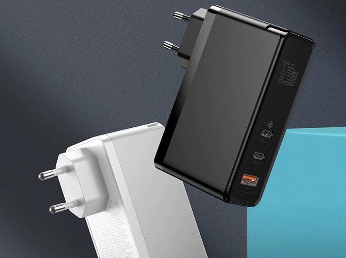 Baseus 120W GaN charger