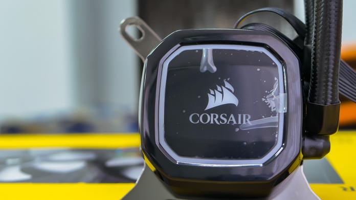 СВО Corsair iCUE H115i RGB PRO XT