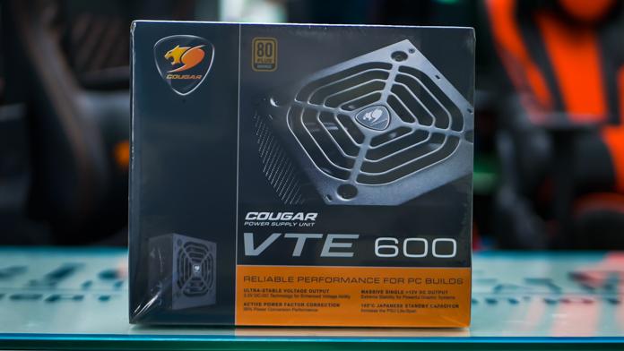 Cougar VTE600