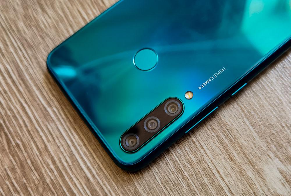 NFC Huawei Y6p