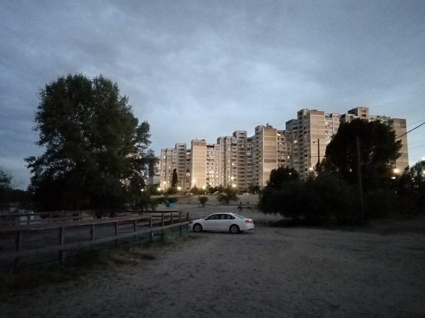 Пример фото Huawei Y6p
