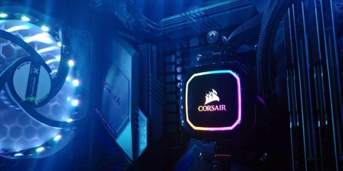 Обзор производительной СЖО Corsair iCUE H115i RGB PRO XT