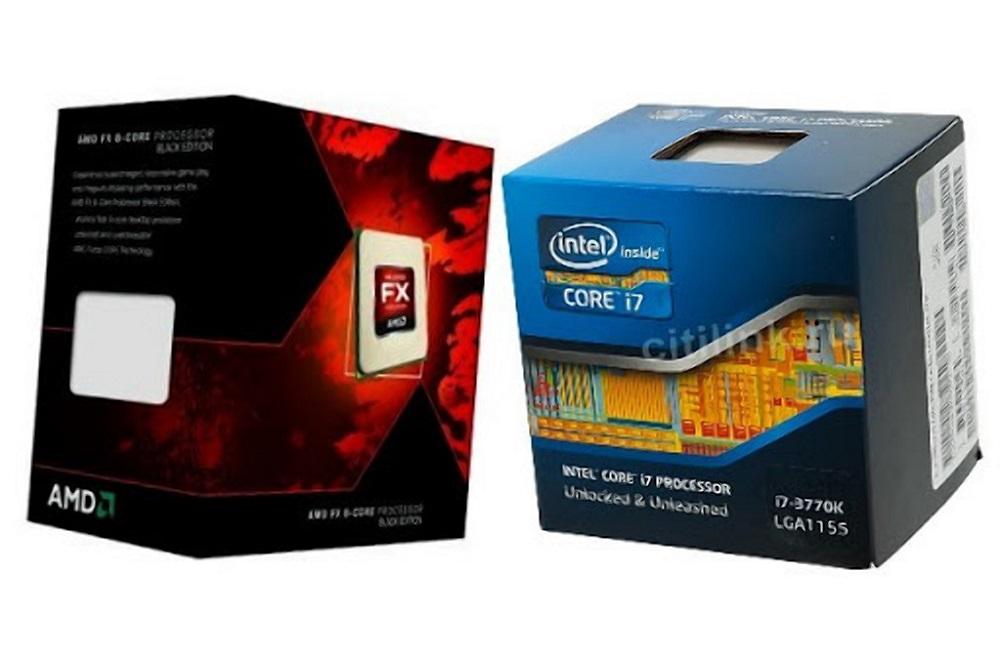 Рейтинг процесорів для ноутбуків