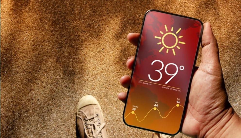 Простые советы, как уберечь свой смартфон в жару