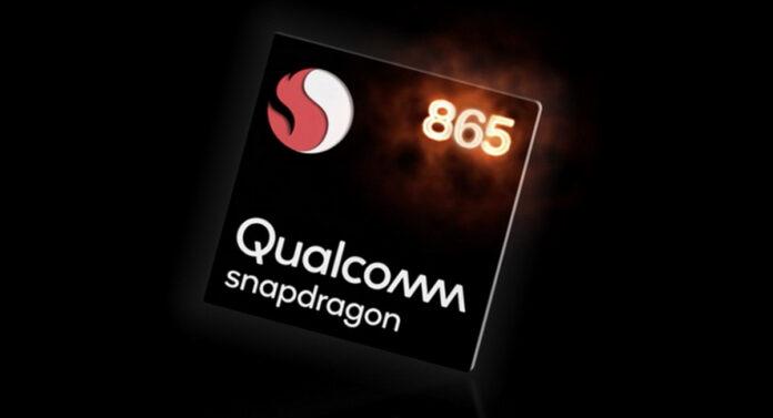 Snapdargon 865