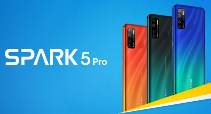 SPARK 5 Pro