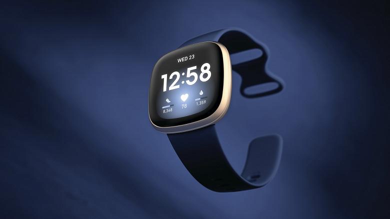 Fitbit Sense Vers 3 умные часы