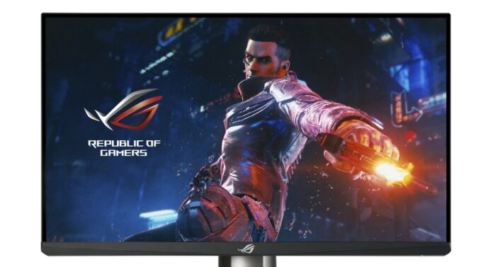 ASUS Republic of Gamers Announces September Availability of ROG Swift 360Hz