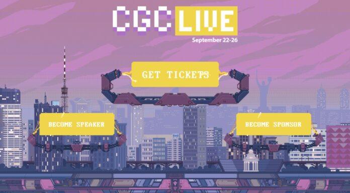 CGC LIVE – С 22 по 26 сентября пройдет онлайн-конференция разработчиков игр