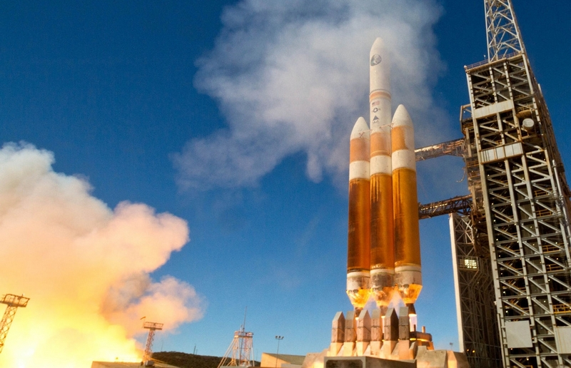 ракета Delta 4 Heavy