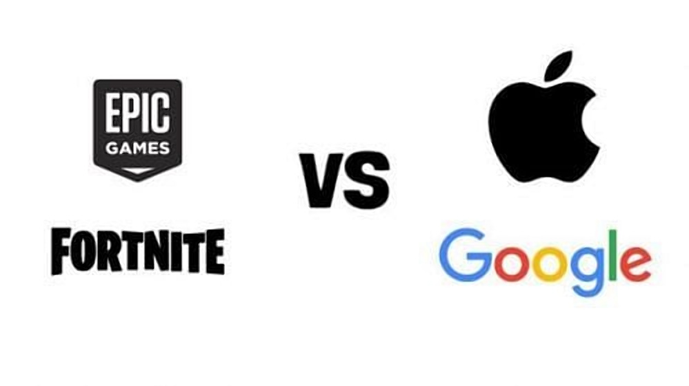 Epic Games vs Google & Apple