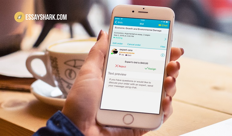 EssayShark App