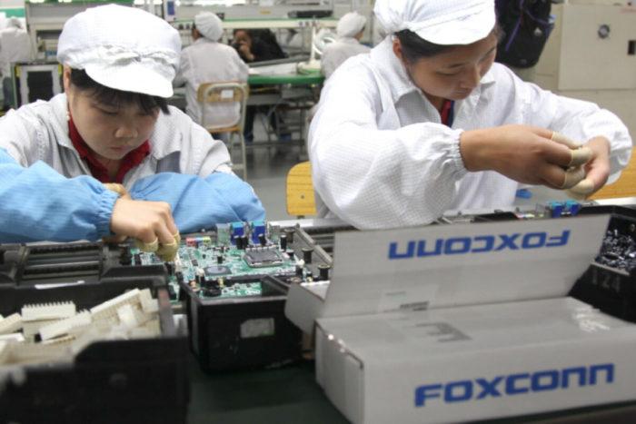 iPhone-Foxconn