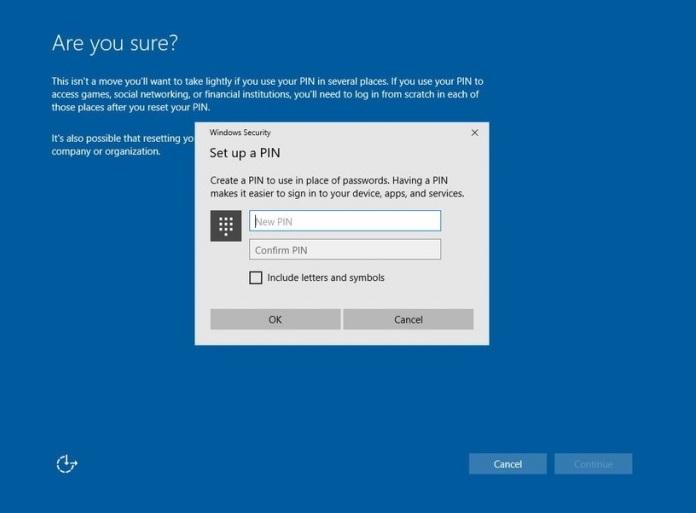 Лайфхак: Как отключить PIN-код в Windows 10 и убрать запрос на его создание