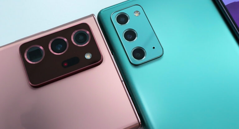Первые впечатления от Samsung Galaxy Note20 и не только!