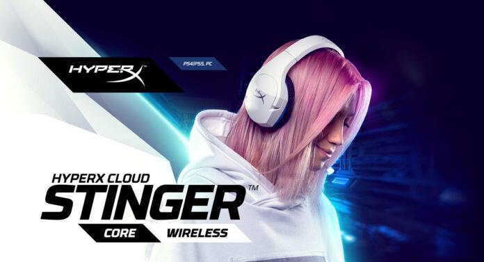 HyperX представляє дві нові геймерські гарнітури Cloud Stinger S і Cloud Stinger Core Wireless