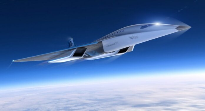 Virgin Mach 3