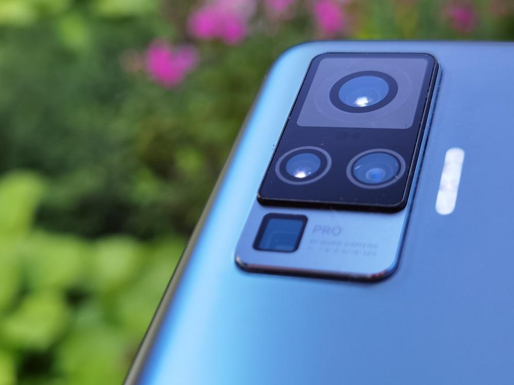 Vivo X50 Pro Gimbal Camera