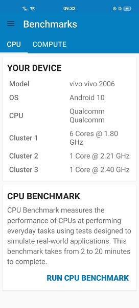 Vivo X50 Pro Benchmarks Tests