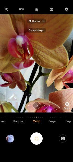Vivo X50 Pro Camera Software