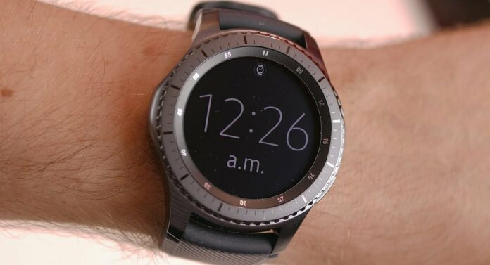 Samsung Smart Watch logo