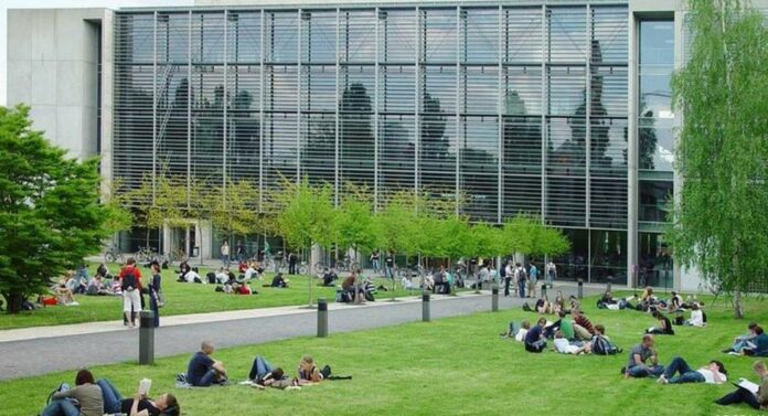 Университет Дрезден