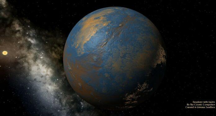 Фосфор в космосе