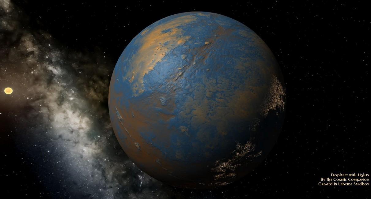 Фосфор, що оточує далекі зірки, може бути ознакою сприятливих для життя світів