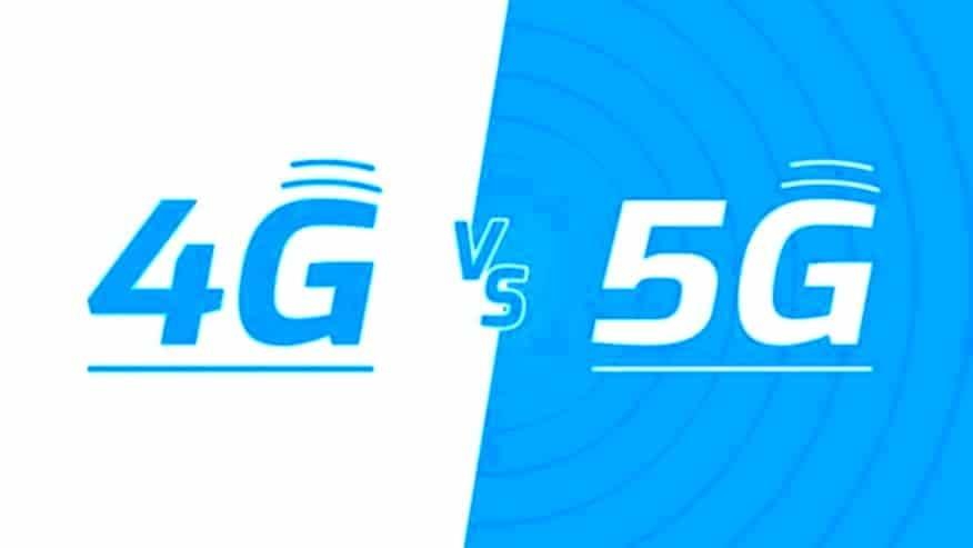 4G-vs-5sG