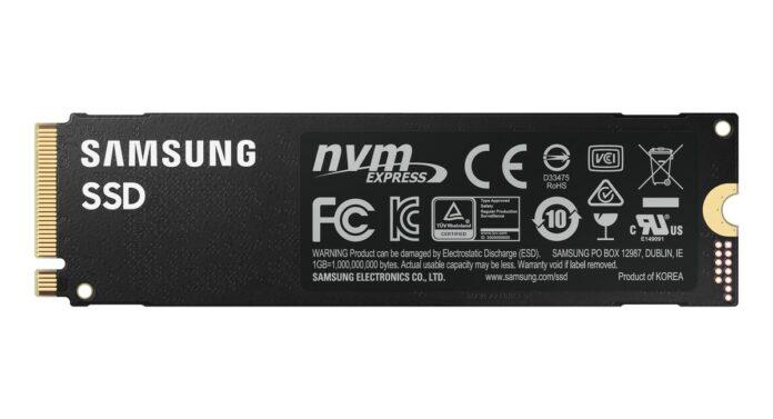 Samsung SSD 980 PRO