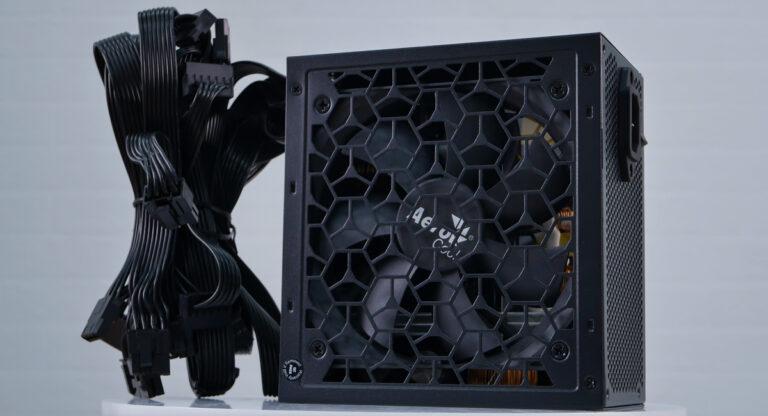 Обзор блока питания Aerocool Bronze 650W. Среднебюджетное чудо