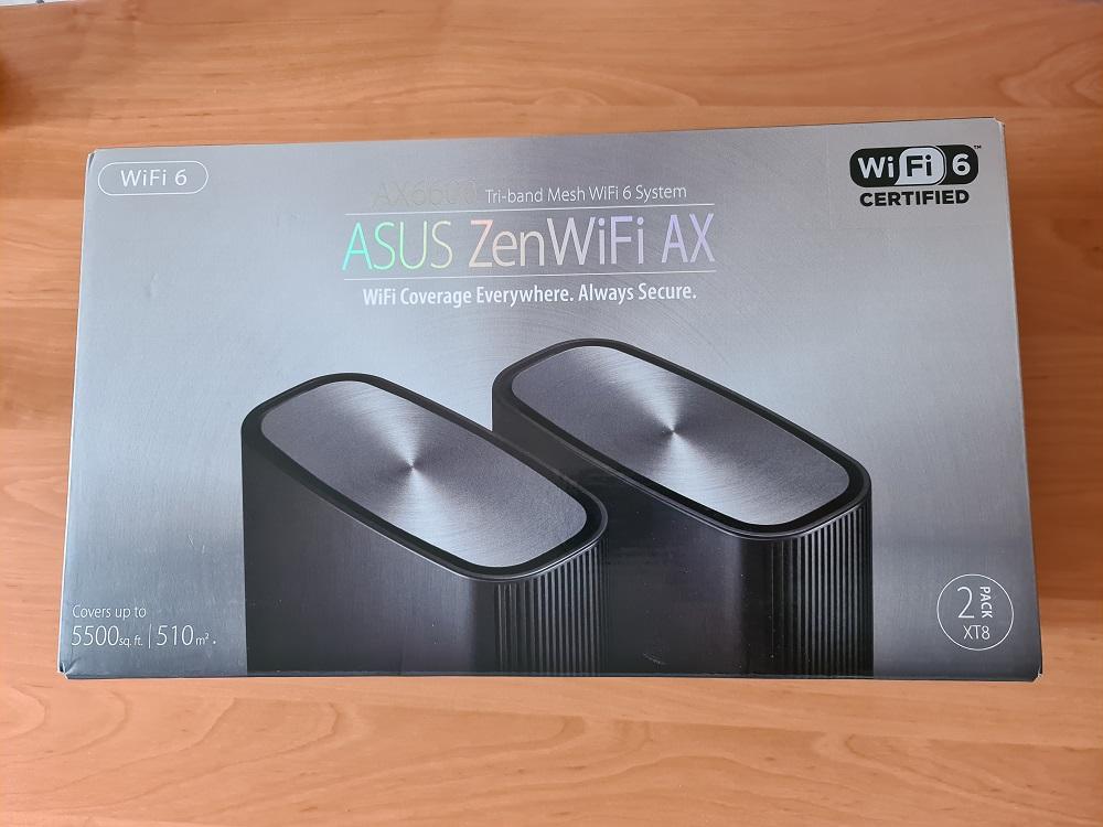 ASUS ZenWiFi AX