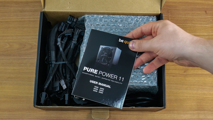 be quiet! Pure Power 11 600W 7