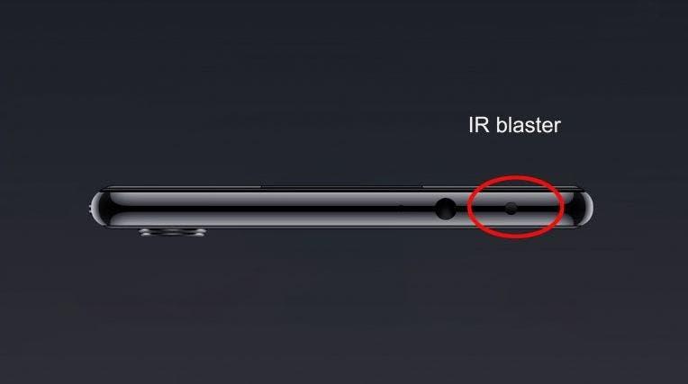 IR blaster