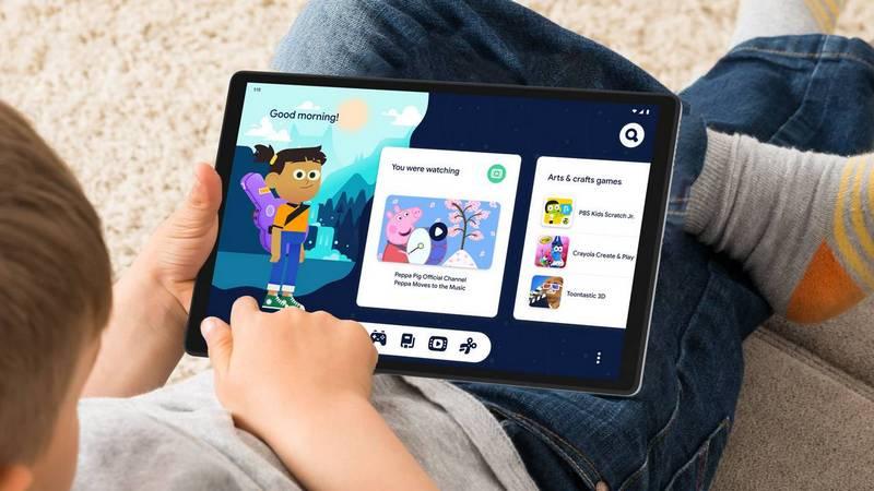 Google Kids Space app