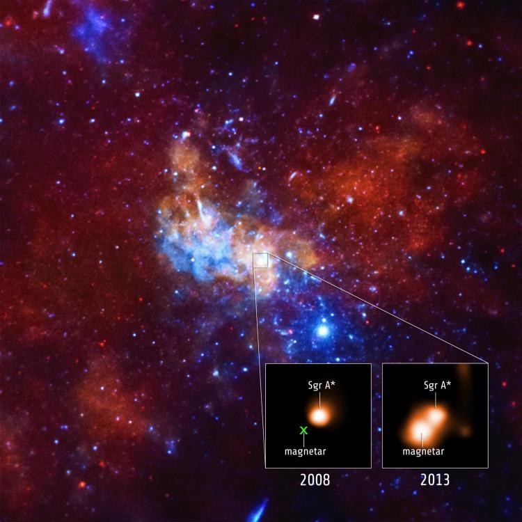 Magnetar PSR J1745-2900