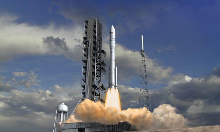 Omega Rocket