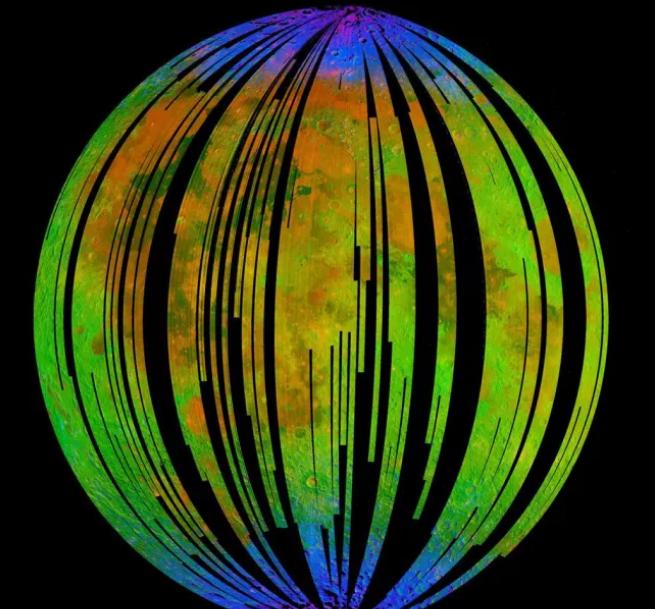 Moon spectre