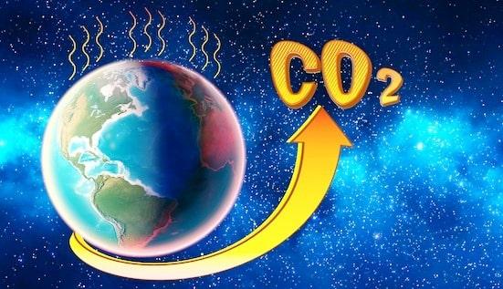 CO2 ethanol fuel