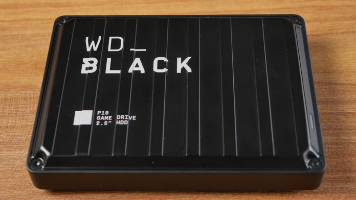WD Black P10 4TB External HDD
