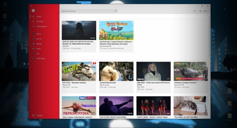 Windows-приложения #20 – Awesome Tube