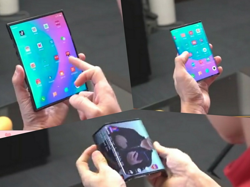 xiaomi foldable phone